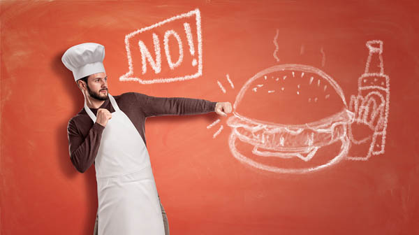 How to Stop Eating Unhealthy Food